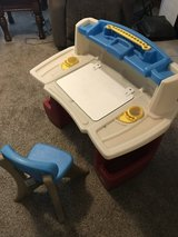 Child's desk in Cleveland, Texas