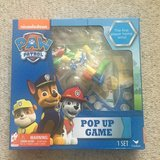 Like new! Paw Patrol Pop Up Game (like Trouble game) in Naperville, Illinois