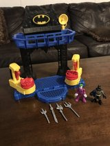 Batman & Joker battle set in Cleveland, Texas