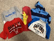 Boys 6/7 long shirt LOT in Chicago, Illinois