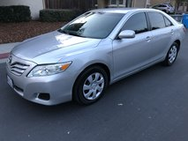 2011 Toyota Camry LE in Travis AFB, California