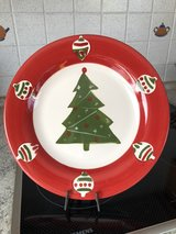 Christmas plate / cookie tray in Ramstein, Germany
