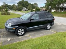 2005 Hyundai Santa Fe. GLS 4WD in Camp Lejeune, North Carolina
