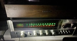 Vintage Sansui 661- serviced and working Great- 20 watts in Aurora, Illinois