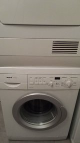 Bosch Washing Machine in Spangdahlem, Germany