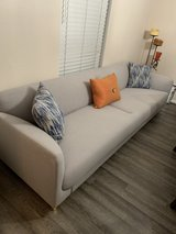 Ultra Modern Sofa in The Woodlands, Texas