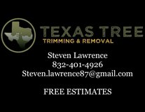 Tree trimming and removal in Cleveland, Texas