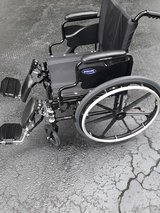 Brand new wheel chair in Plainfield, Illinois