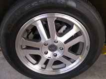 Ford 17 inch wheels and tires in Camp Lejeune, North Carolina