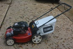 Toro Lawnmower in Kingwood, Texas