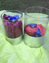 Bundle of party decoration jars in Kingwood, Texas