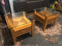 Two Side tables in Camp Lejeune, North Carolina