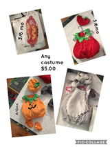 Baby costumes in Orland Park, Illinois