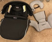Chicco Carseat COVER in Fort Campbell, Kentucky
