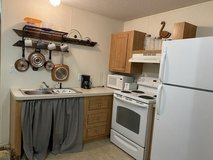 FOR RENT: 1/1 MH Fully Furnished & Utilities Paid in DeRidder, Louisiana