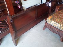 Queen Sized Sleigh bed. 2167-315 in Camp Lejeune, North Carolina