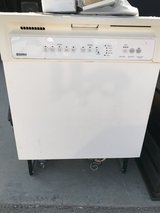Solid white Kenmore Dishwasher in Alamogordo, New Mexico