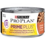 Purina Plus Classic Canned Cat Food in Tomball, Texas