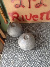 20 lb downrigger weights in Travis AFB, California