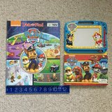 2 Large Paw Patrol Books - Look and Find, Drawing in Chicago, Illinois