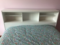 Double\Full headboard and mattress in Chicago, Illinois