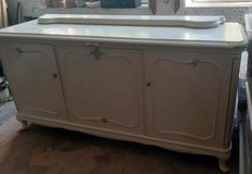 White Chippendale Sideboard in Ramstein, Germany