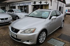 **Lexus IS 250 Automatic!** Free Road Tax in Lakenheath, UK