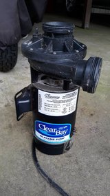 Pool pump for sale in Leesville, Louisiana