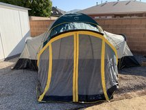 Ozark Trails 17' x 12' Awning Dome Tent Sleeps 6 in Alamogordo, New Mexico