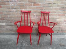 Antique chair set in Kingwood, Texas