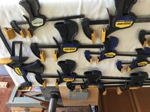 Quick Grip Bar Clamps in Travis AFB, California