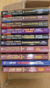 Star Trek Paperback Books / Novels in Naperville, Illinois