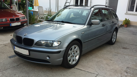 BMW 318i Touring in Ramstein, Germany