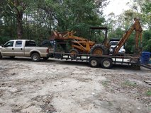 Backhoe Work in Leesville, Louisiana