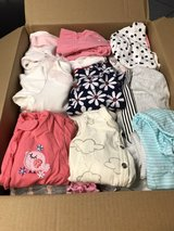 Box Baby Clothes 0-3 M in Ramstein, Germany