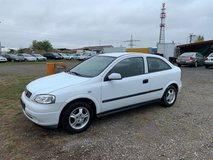 Model 2000 Opel Astra,Automatik,New Inspection+Warranty in Ramstein, Germany