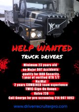 help wanted driver teams in Converse, Texas