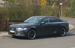 2013 Audi A6 TDI in Ramstein, Germany