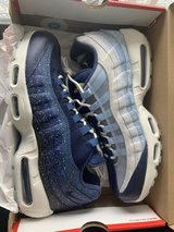 Airmax 95 Blue Void size 10.5 in Spangdahlem, Germany