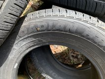 4 tires 255/65/R18 good condition in Fort Polk, Louisiana