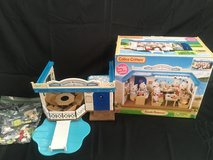 Calico Critters Seaside Restaurant in Yorkville, Illinois