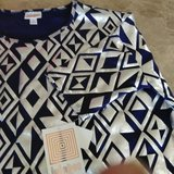 New! Blue/Black Tunic, small in Alamogordo, New Mexico