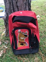 Scooby Doo rolling bookbag in Warner Robins, Georgia