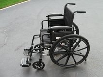 Wheelchair in Aurora, Illinois