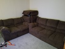 Sofa Set- Serious Inquiries Only, No Scammers in Columbus, Georgia