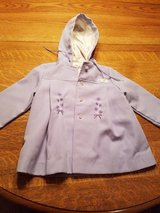 Size 4 girl's jacket in Oswego, Illinois