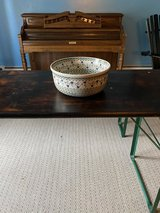 Polish pottery bowl large in Fort Drum, New York