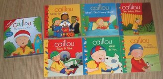 Caillou My Storytime Box 6 Books Box Set in Oswego, Illinois