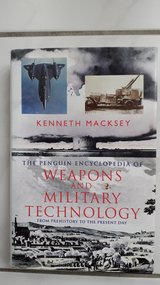 Encyclopedia of weapons and military technology by Macksey in Ramstein, Germany