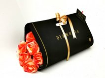 Elegant Black Rose Bag / Geschenk - Gift in Ramstein, Germany